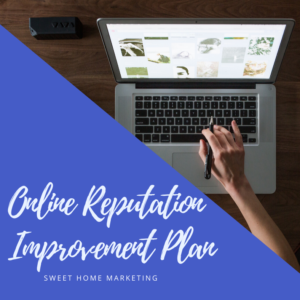 online reputation improvement plan