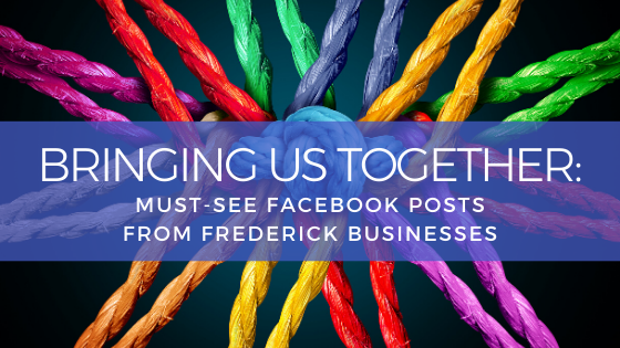 blog header facebook posts from frederick businesses