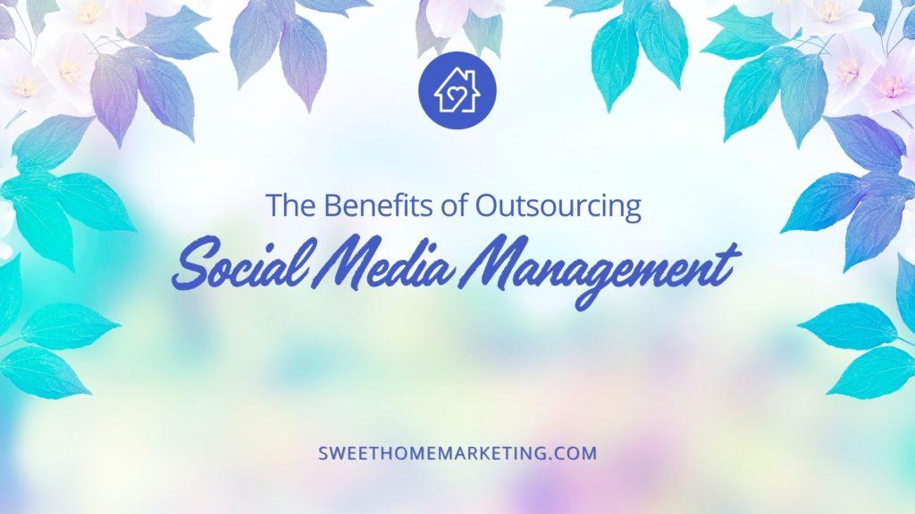 blog title: outsource social media